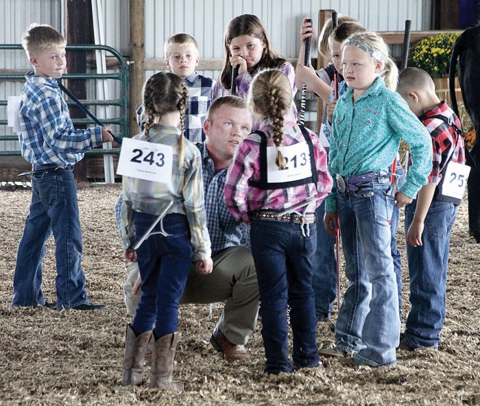 Swift County 4-H youth are a big part of the future of the Swift County Fair.