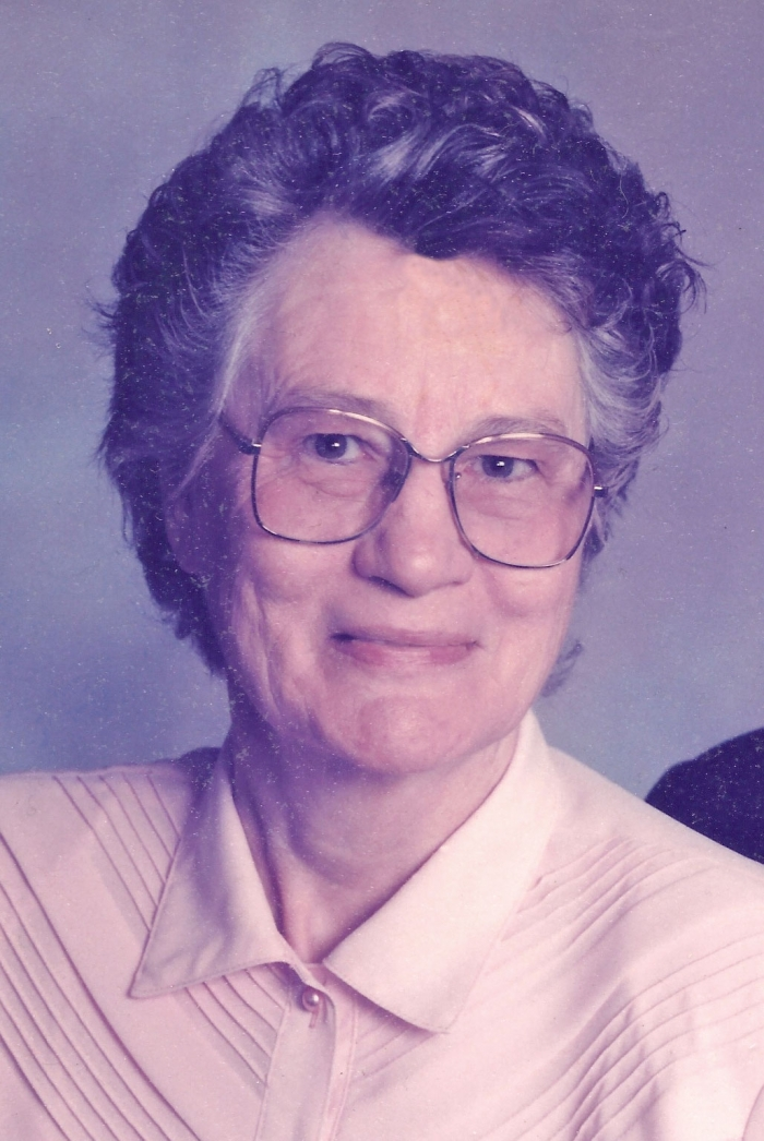 Helen Olive (Souther) Corle