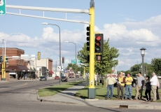 MnDOT gave the Benson City Council an overview of the work that will be done.