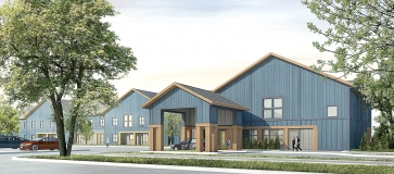 Ground will be broken next Wednesday for construction of a new assisted living-memory care facility next to Swift County-Benson Health Services. It should be open for business by February 2019.
