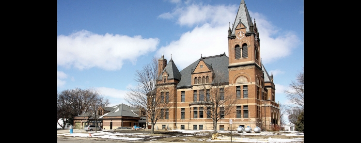 Built in 1984-85, the Swift County Law Enforcement Center and Jail closely matches the historic courthouse. The LEC would be torn down with a two-story, 35,000-square-foot building replacing it.