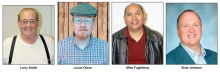Four people filed for the seat and will be on the Jan. 10 ballot - Mike Fugleberg, Brad Johnson, Larry D. Smith and Lucas Olson.
